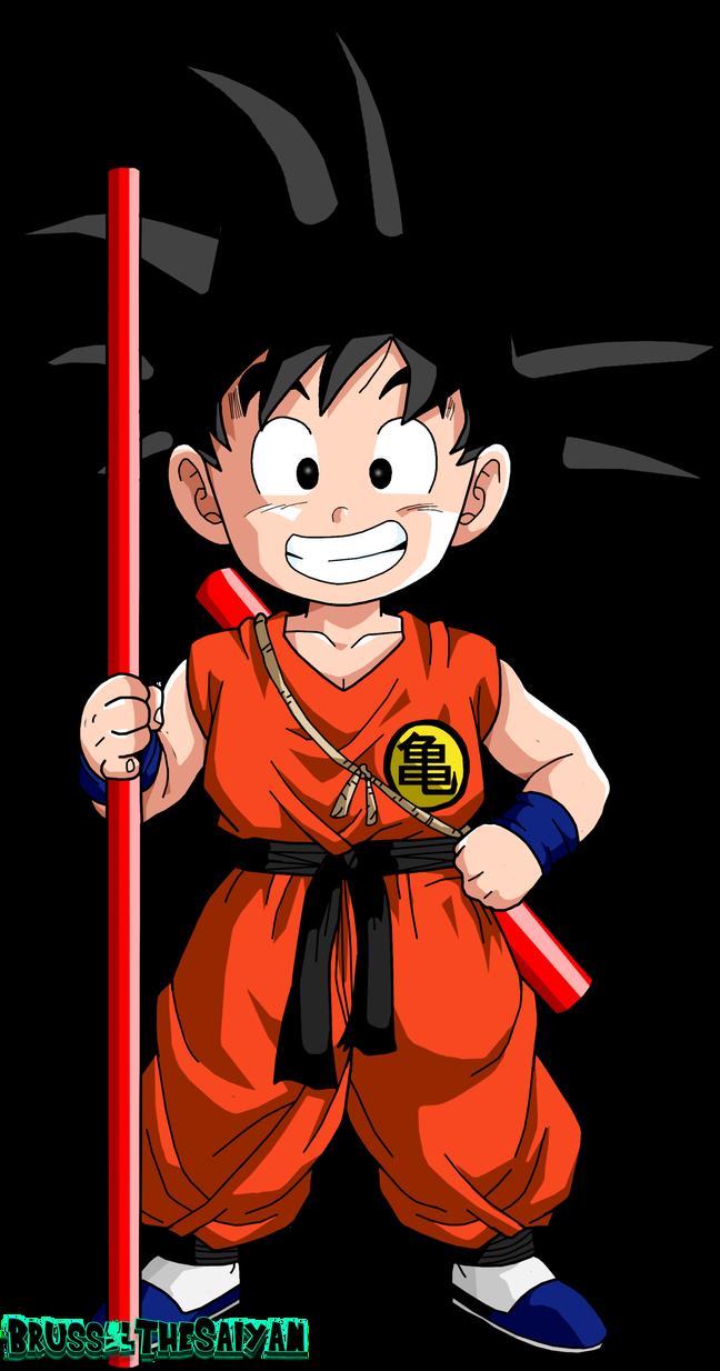 Kid Goku By Brusselthesaiyan On Deviantart Anime Dragon Ball Super Kid Goku Dragon Ball Super Manga