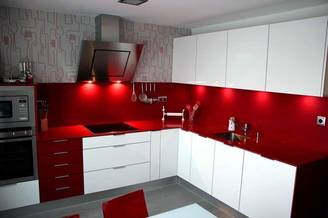 Dise o de cocinas inteligentes linea3cocinas madrid - Disenos de cocinas fotos ...