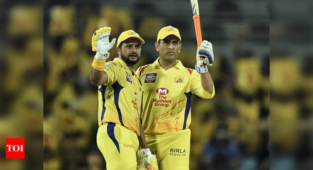 Top Five Highest Csk Totals In The Ipl Cricket News In 2020 Cricket News Cricket Chennai Super Kings