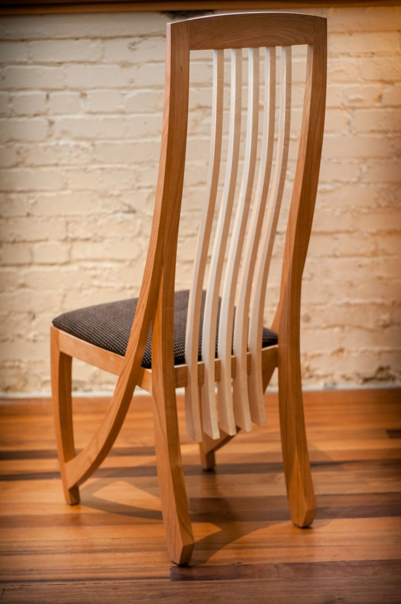 Harp Dining Chair By Berkeley Mills Furniture