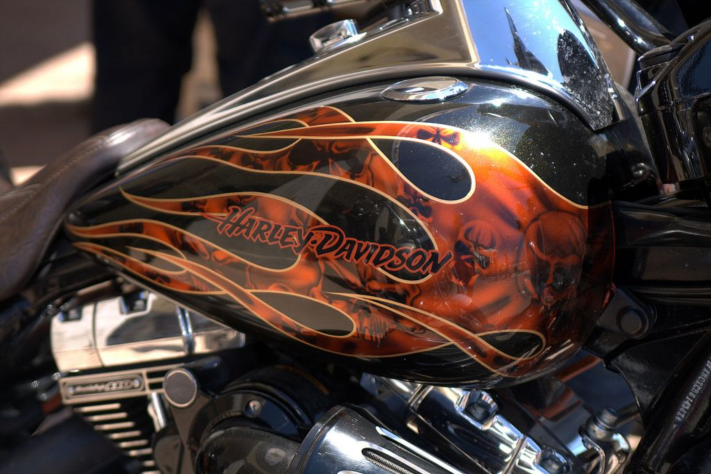 https://flic.kr/p/f4x4fq | Harley Davidson 110 | Harley Davidson 110