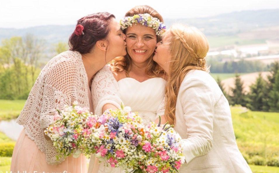 Hochzeit im Garten der Geheimnisse-Bild von Claudia ...
