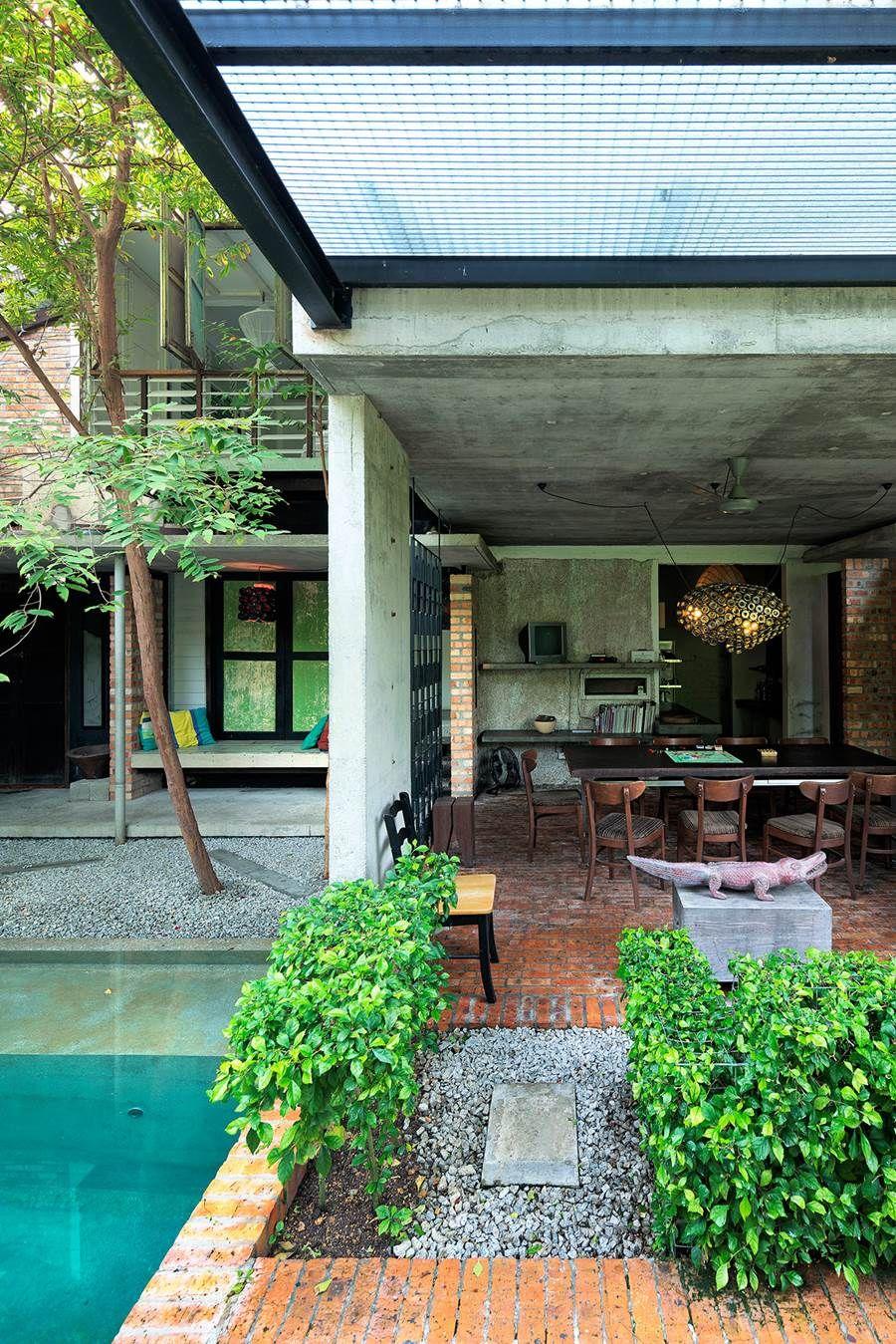 House Sekeping Tenggiri Retreat by Seksan