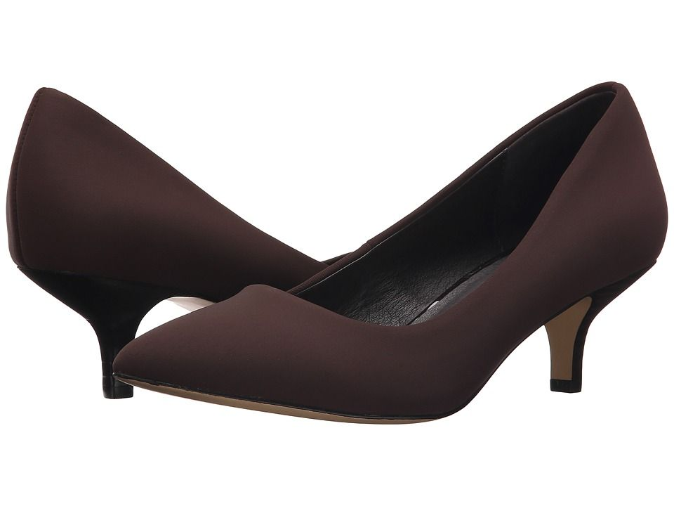 DONALD J PLINER DONALD J PLINER - GALI (DARK BROWN) WOMEN'S SHOES. #