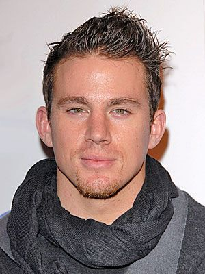channing tatum with facial hair