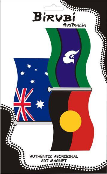 3 Flag Magnet Flags Of Australia Flag Sales Dreamtime Kullilla