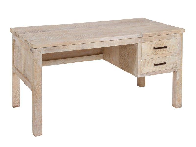 Escritorio vintage hampton escritorios madera for Comprar escritorio barato