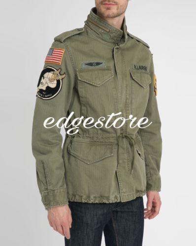 7f8f425a8a275 Denim-Supply-Ralph-Lauren-Men-Military-Army-American-Flag-Skull-Head-Coat- Jacket