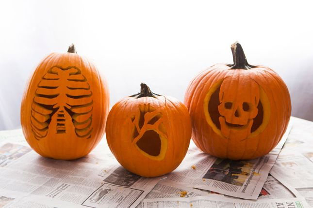 33 Creative Pumpkin Carving Ideas And Designs Pumpkin