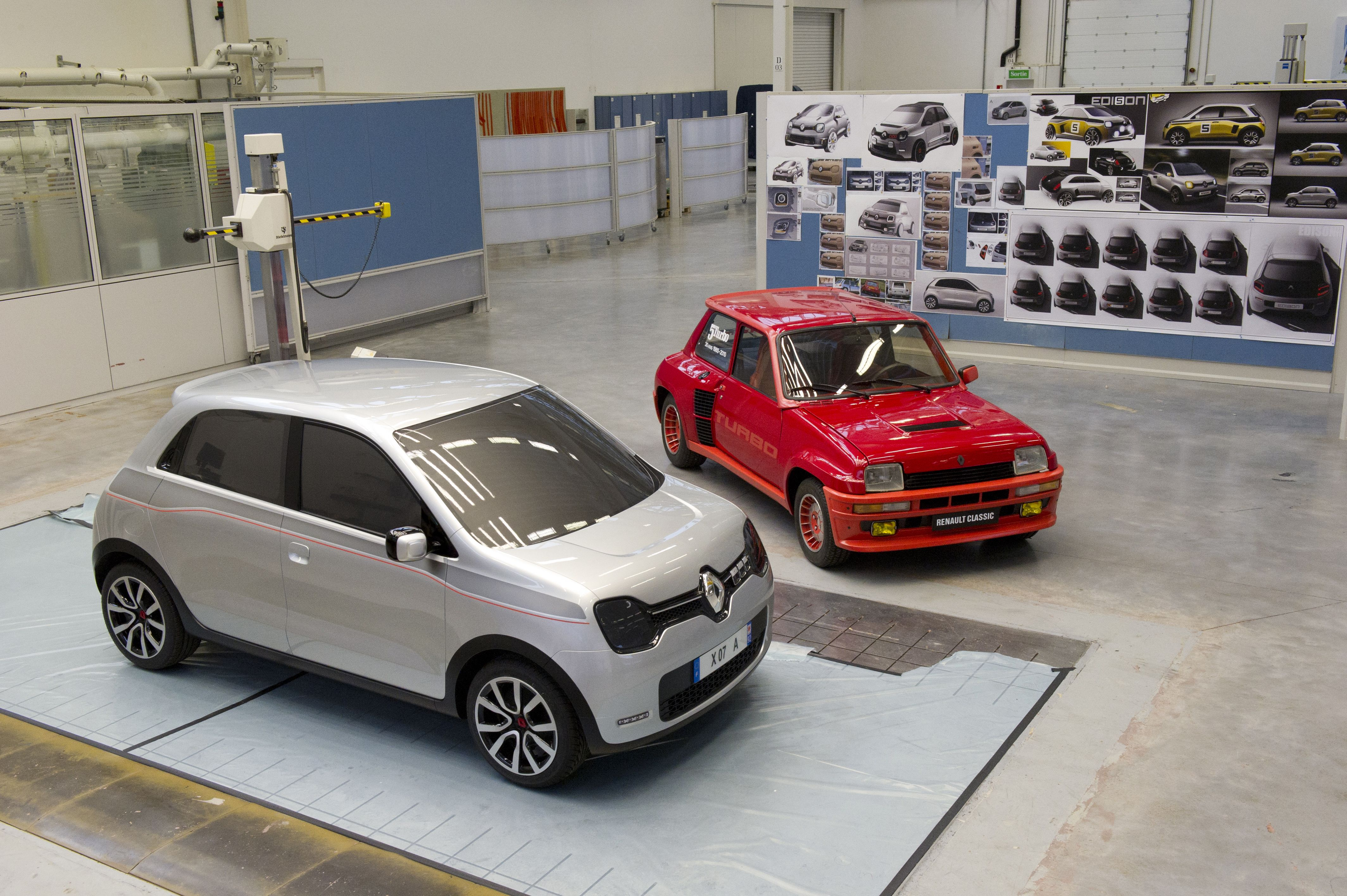 Relive The Design Birth Of Newtwingo C J C Mounoury Droits