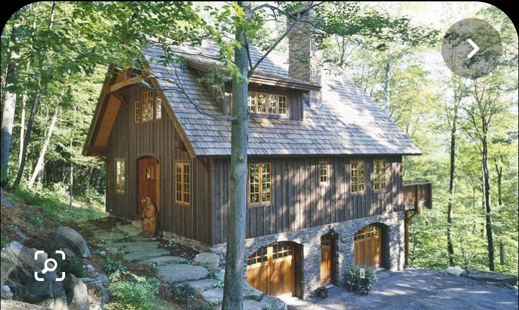 Bank Barn Beauty in 2020 | Carriage house plans, Cottage ...