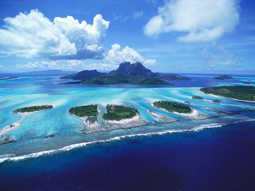 Some Islandhopping Freizeitsport Bora Bora Insel Orte Zum Besuchen