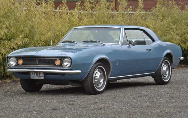 Salesman Spec: 1967 Chevrolet Camaro 327/Powerglide | Automotive