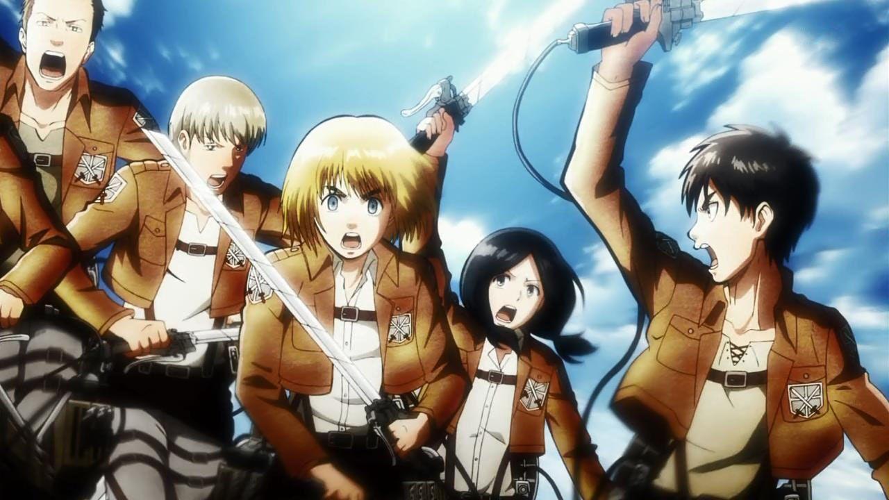 Pin by Rebekah on Attack on Titan   Attack on titan, Anime, Manga