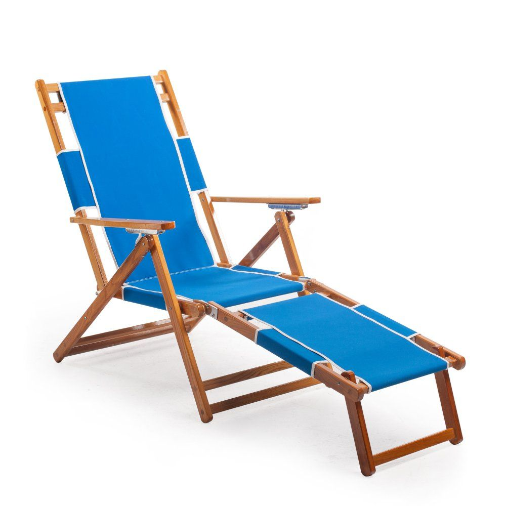 Frankford Umbrellas Commercial Grade Wooden Beach Lounger Chairs At Hayneedle