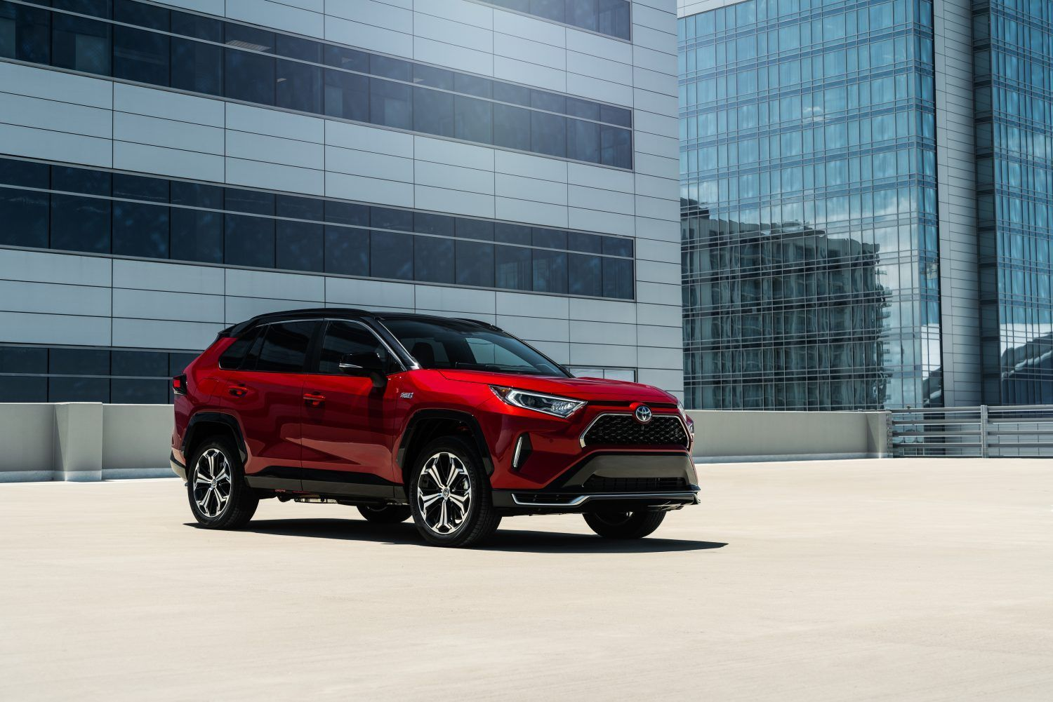 2021 Toyota Rav4 Prime Review Trims Features Prices And Rivals Toyota Usa Toyota Rav4 Hybrid Car