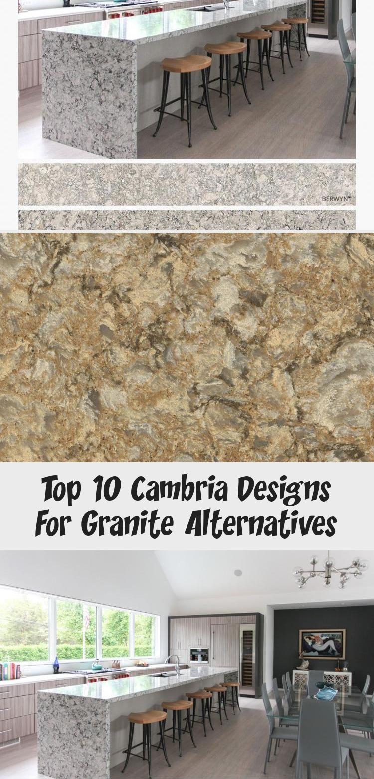 Top 10 Cambria Designs For Granite Alternatives Cambria Countertops Countertops Design