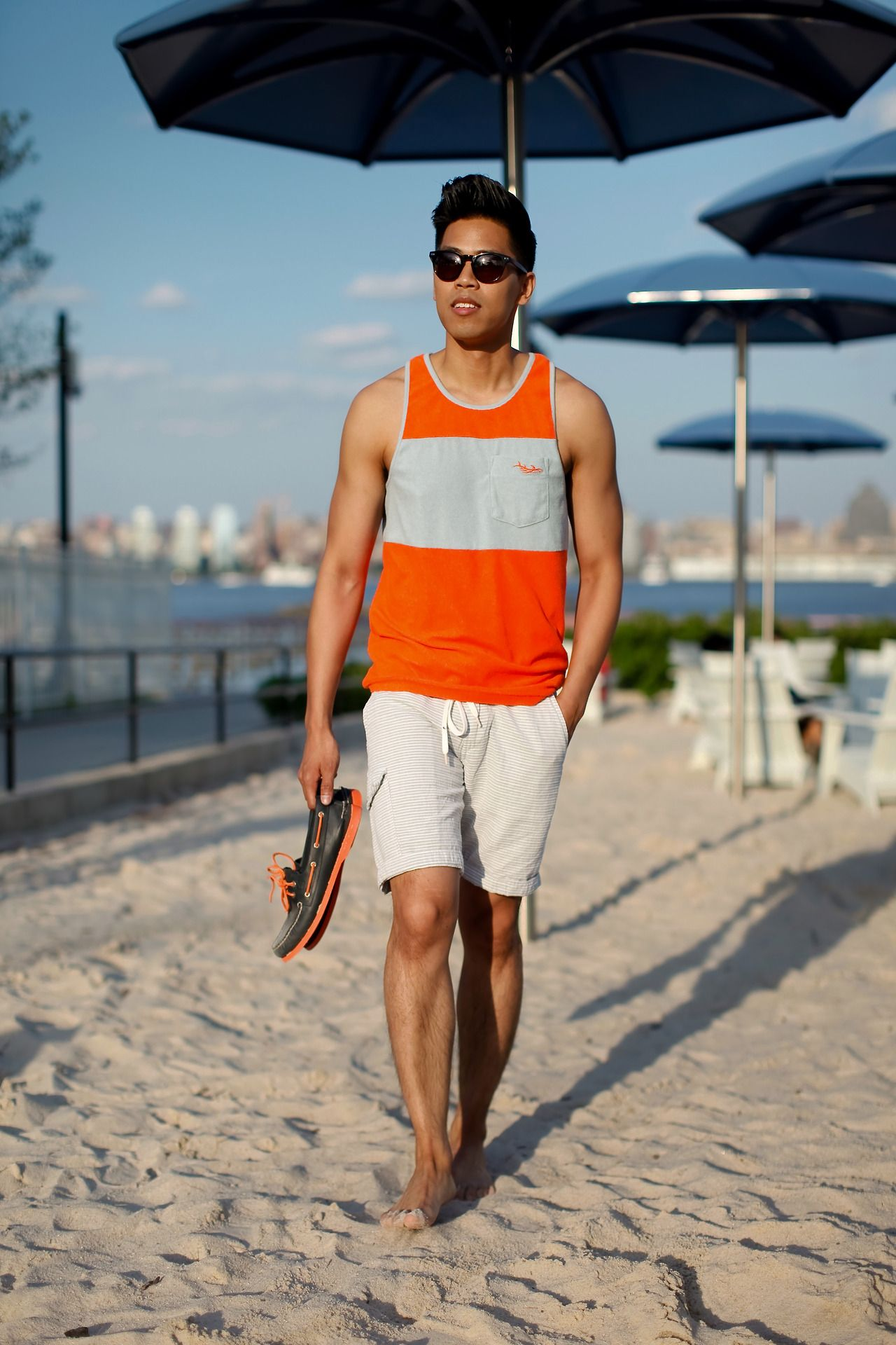 Outfit: Menu0027s Beachwear And Swimwear Lost At Sea ... | Closet Freaks |