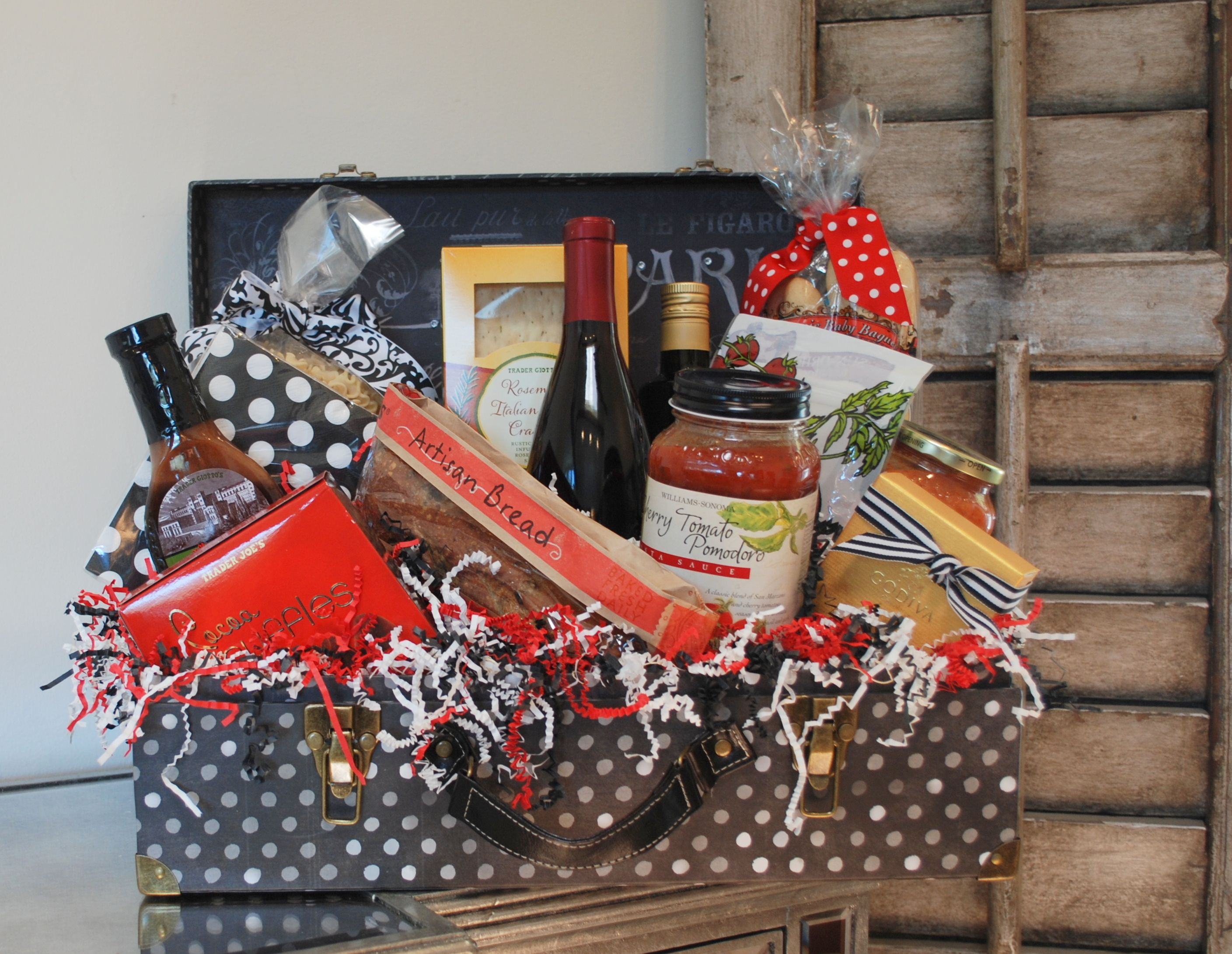 Www Designergiftboxes Com Balsamic Vinaigrette Dressing Wine Baskets Organic Vodka