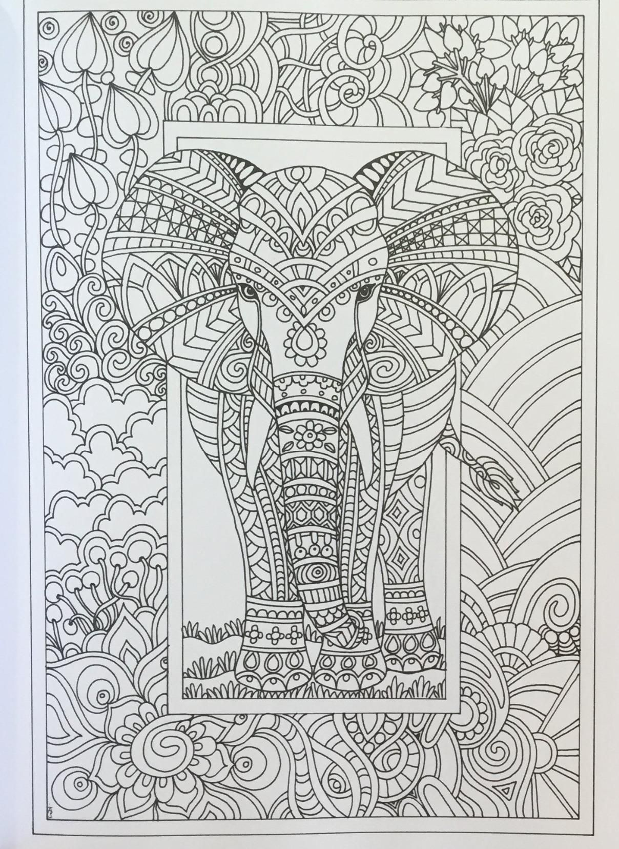 Pin On Creative Haven Coloring 4