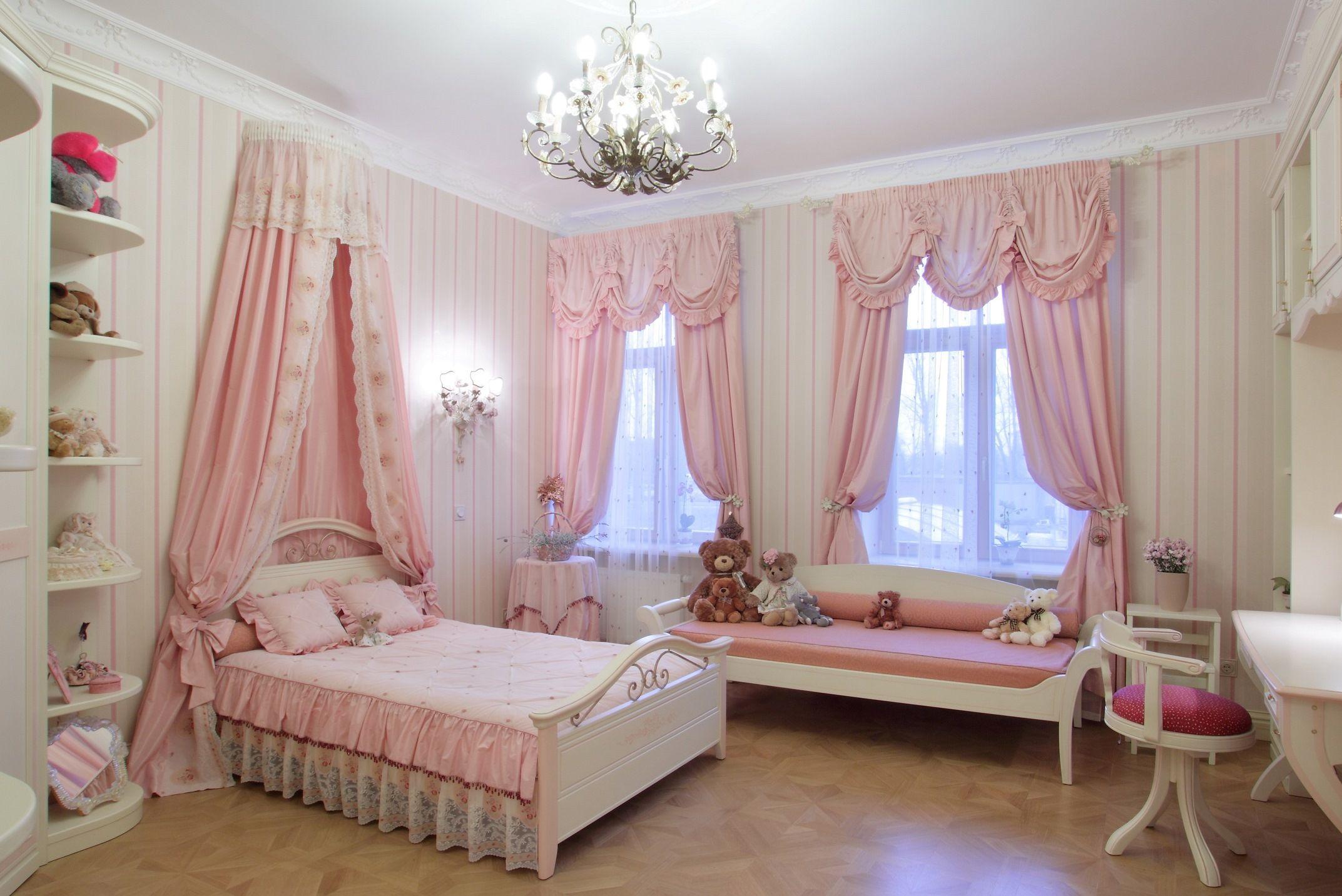 Дизайн штор на заказ для детской комнаты. Фото каталог ...