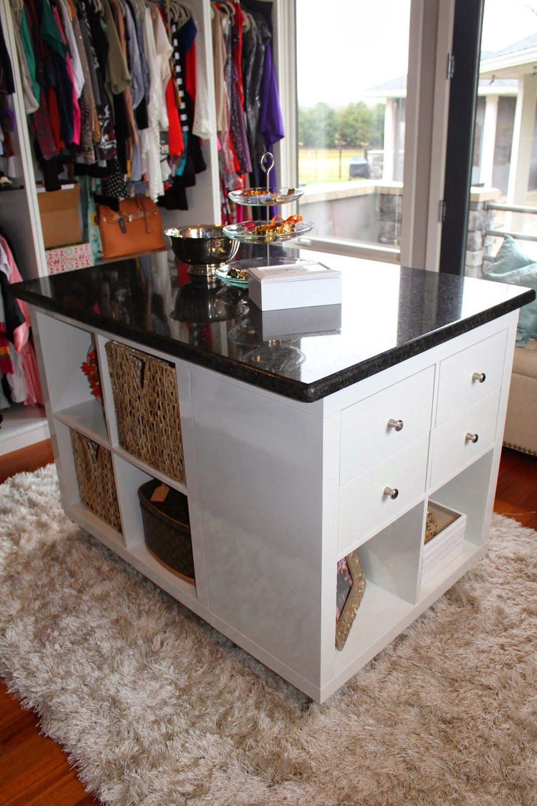 Ikea Hacks Küchentheke 25 Genius Ikea Table Hacks Pinterest Closet Island Ikea Hack