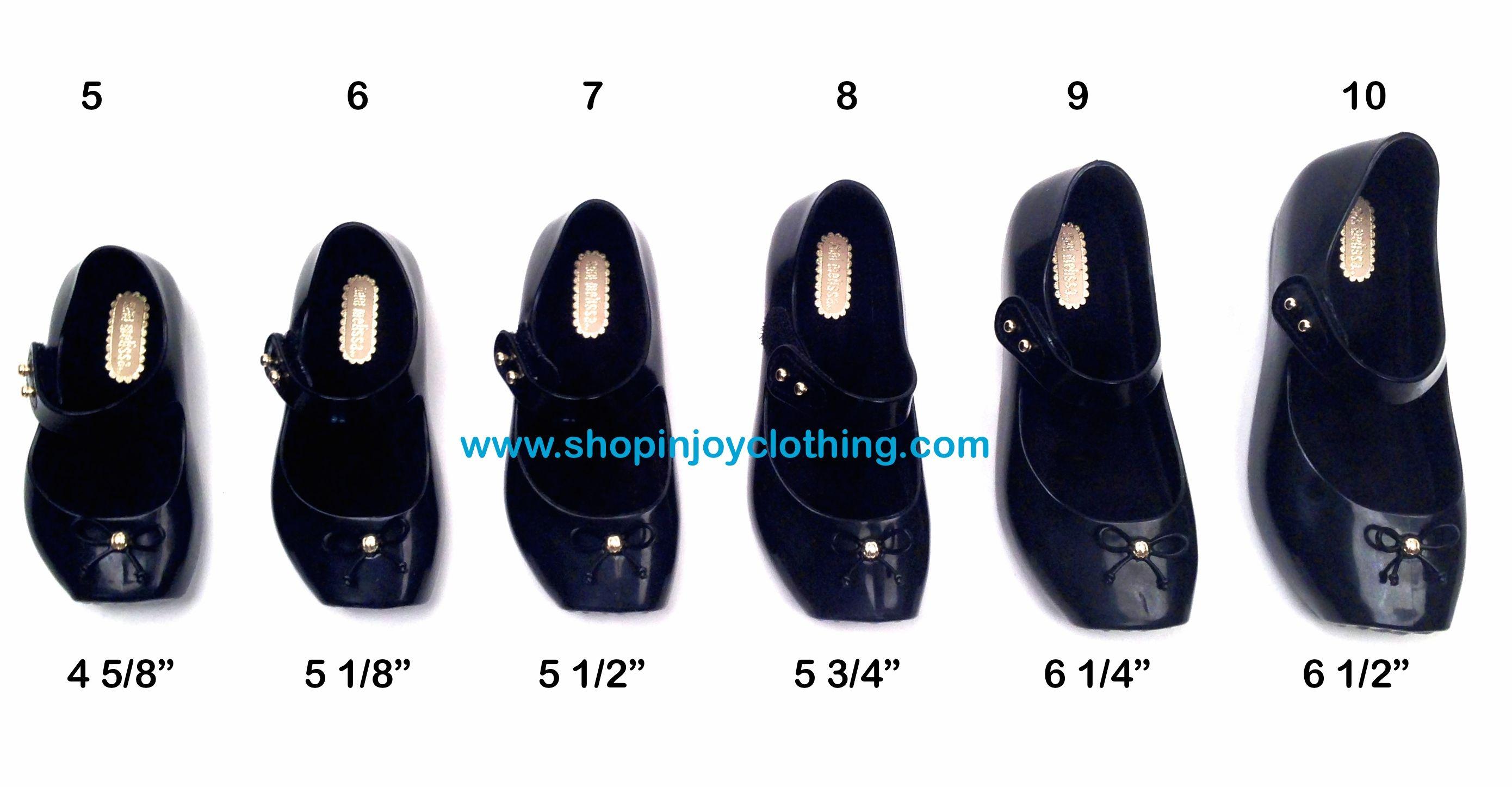 Pin On Mini Melissa Shoes