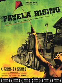 Favela Rising is a 2005 documentary film by American directors Jeff Zimbalist and Matt Mochary. I