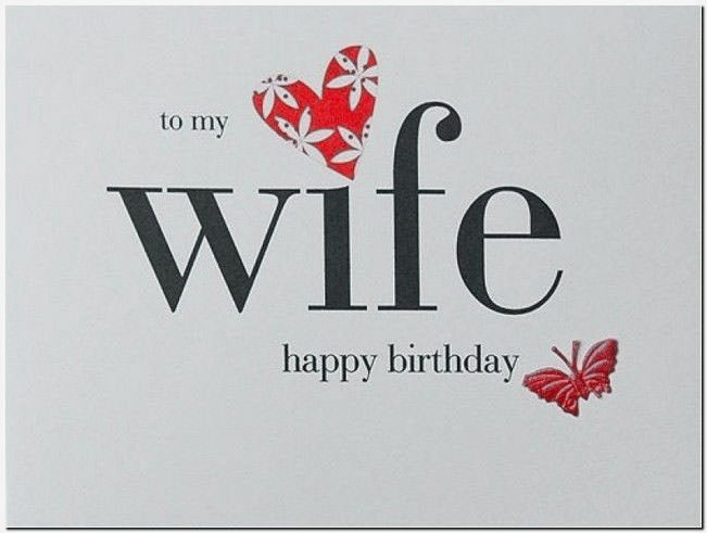 Happy Birthday Wife – Wishes, Quotes, Messages