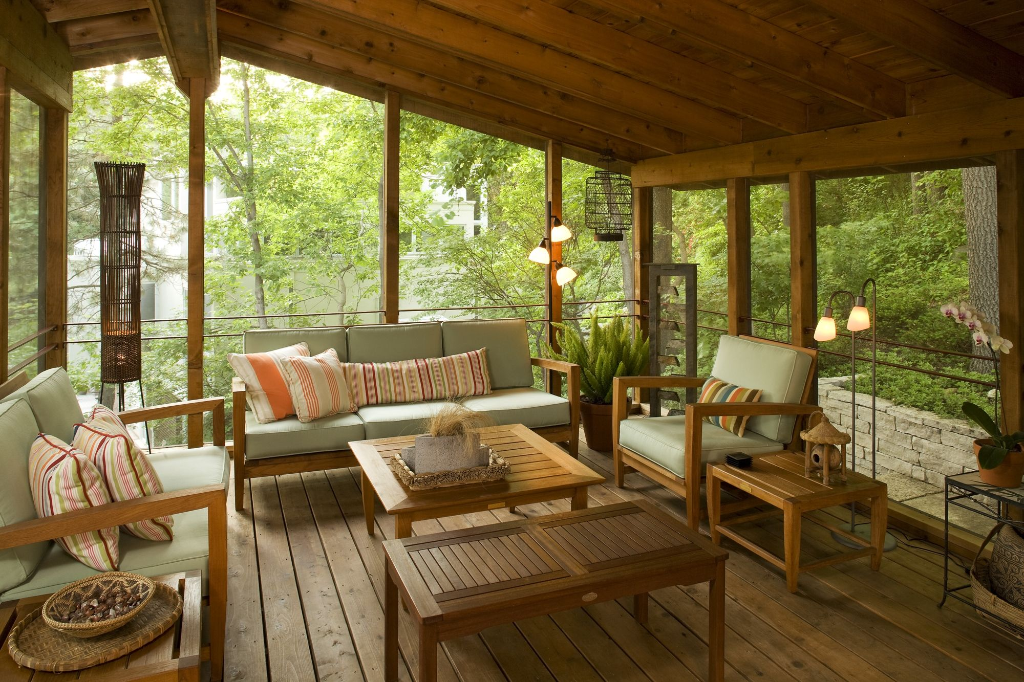 Phases of the room | Back porch designs, House with porch ... on Back Deck Ideas For Ranch Style Homes  id=14555