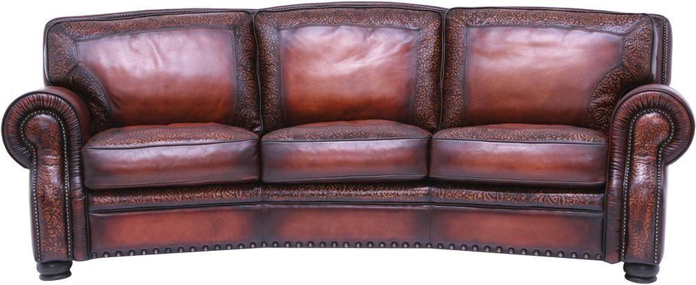 Leather Balm Sofa San Antonio