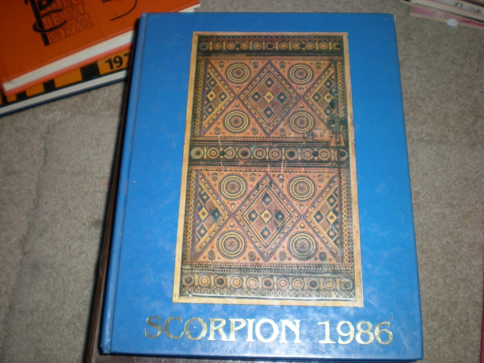 1986 Dhahran Academy High School Yearbook Annual Genealogy Saudi Arabia Ebay High School Yearbook Yearbook High School