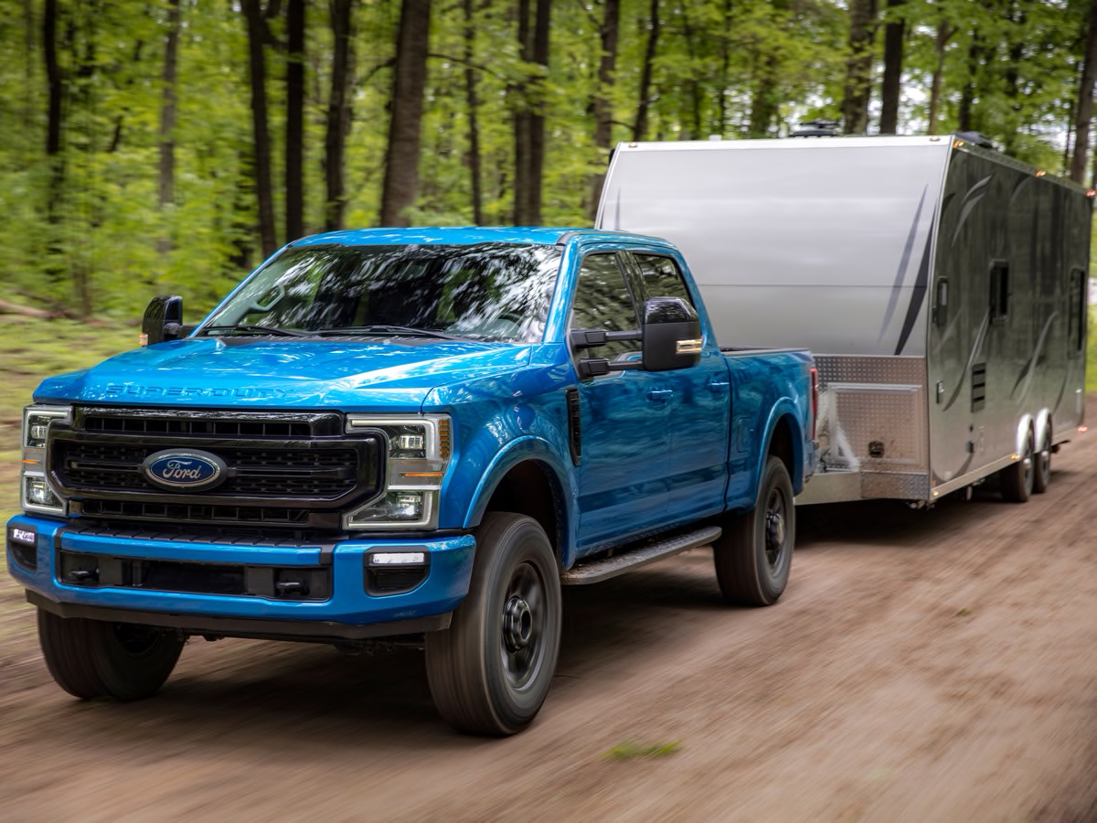 2020 Ford Hd Pickup 7 3 Liter V8 First Look Ford Super Duty Ford Trucks Super Duty Trucks