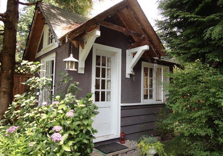 Cabane de jardin moderne et fonctionnelle plus de 25 photos ...
