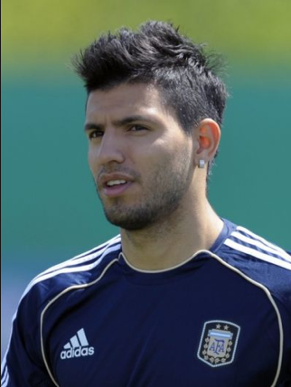 Awesome Sergio Kun Aguero Hairstyle Check More At Httpwww - Aguero hairstyle new
