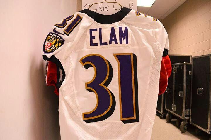 Matt Elam's Jersey