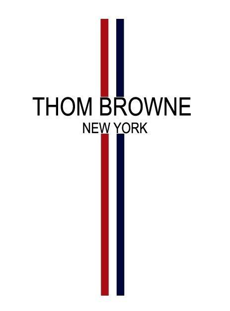 Thom Browne Fashion Branding Derby Logos Top Luxury Brands