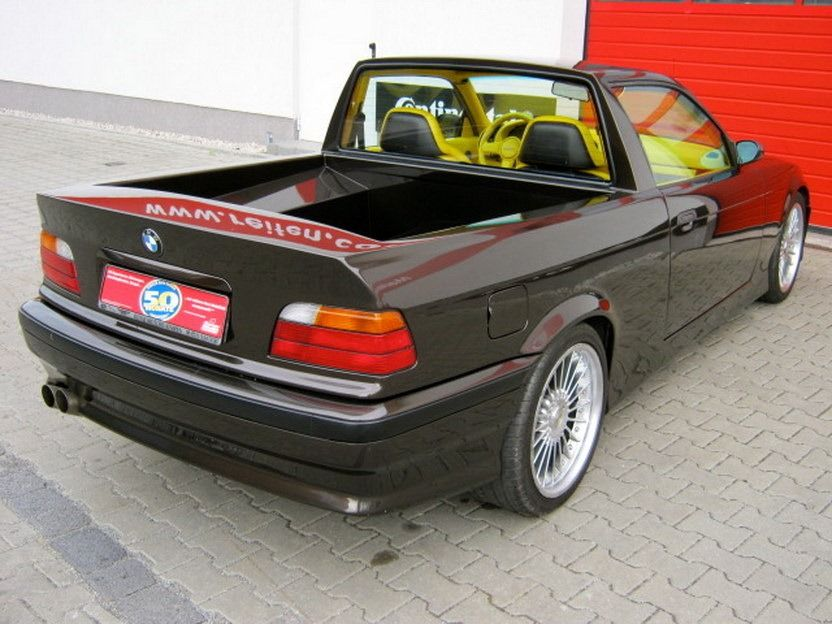 bmw m3 e36 converted to a pickup truck m cars bmw cars, pickupbmw m3 e36 converted to a pickup truck