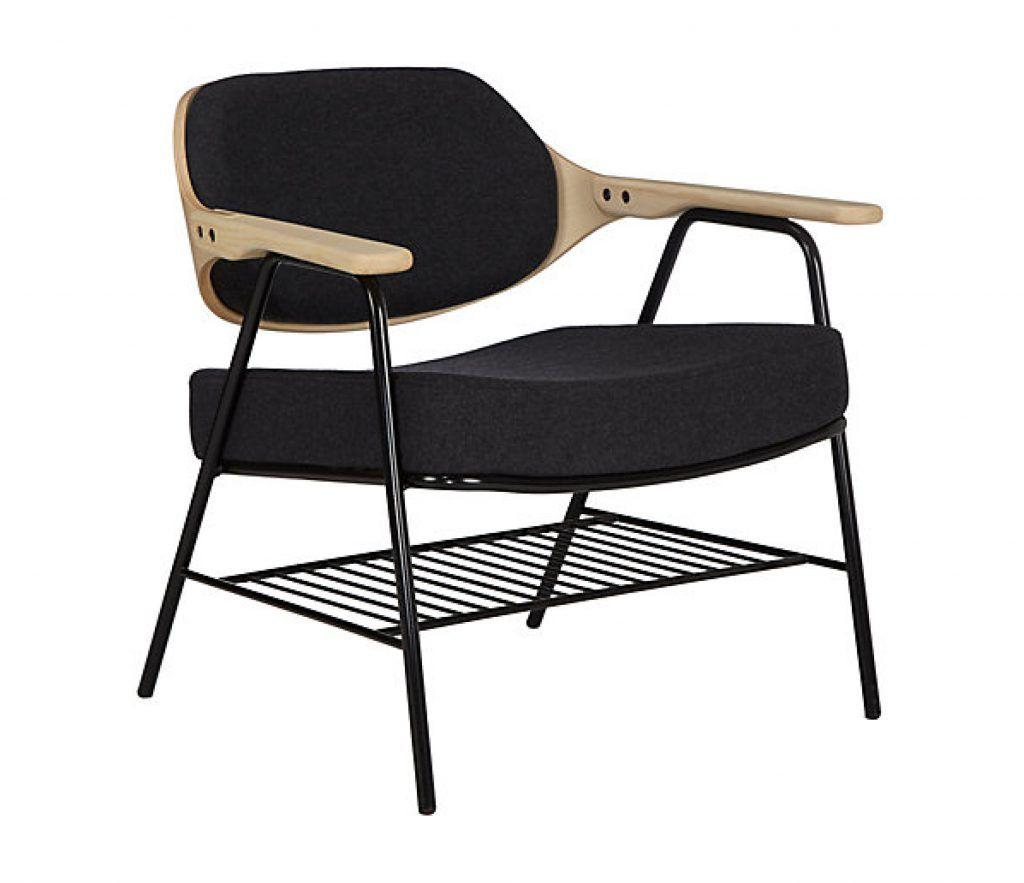 Super Finn Lounge Chair In Grey Armchairs John Lewis Furniture Dailytribune Chair Design For Home Dailytribuneorg