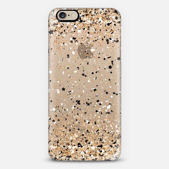white glitter coque iphone 6