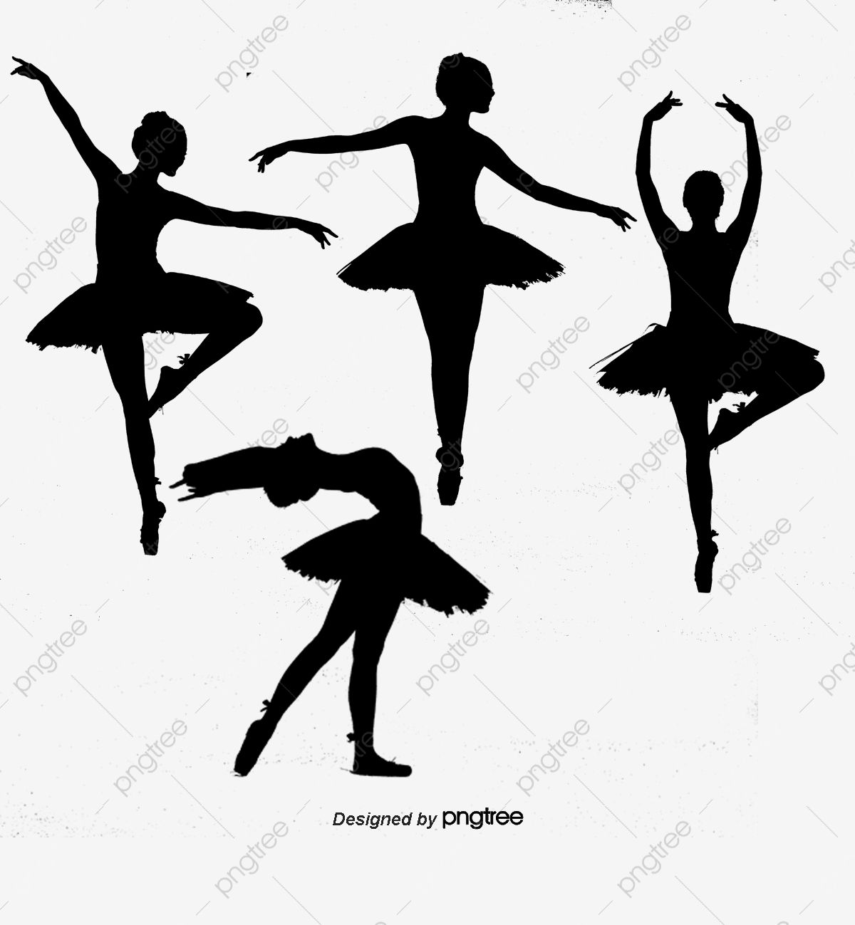 Dancers Silhouettes Vector Material 18 Models Hip Hop Dance Dancer Png Transparent Clipart Image And Psd File For Free Download Silhouette Vector Dancer Silhouette Silhouette Wall Art