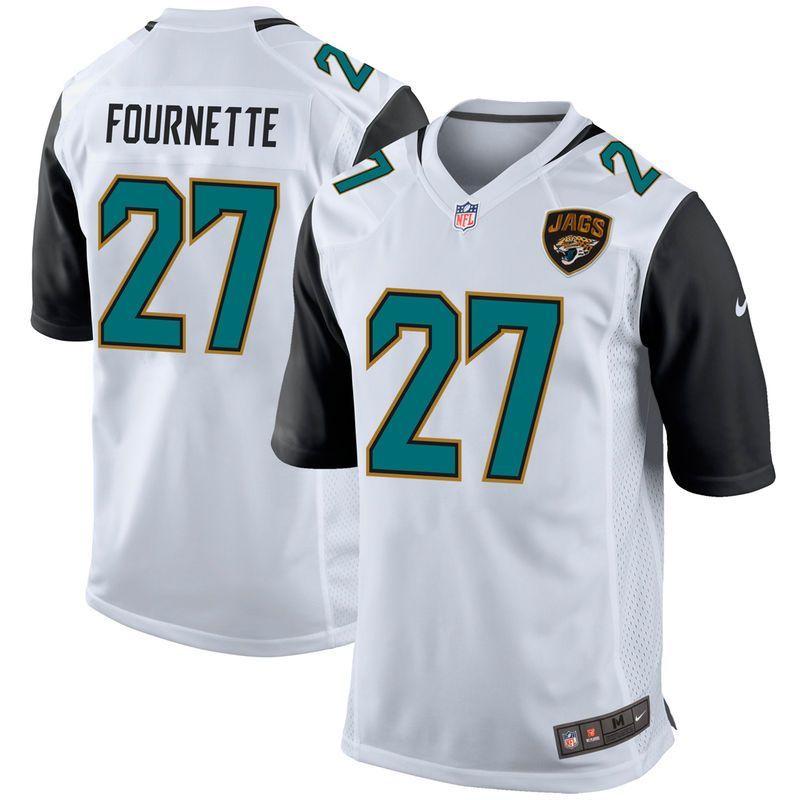 Leonard Fournette Jacksonville Jaguars Nike Game Jersey White Products Nfl Jerseys Men Nike Nfl Nfl Jerseys