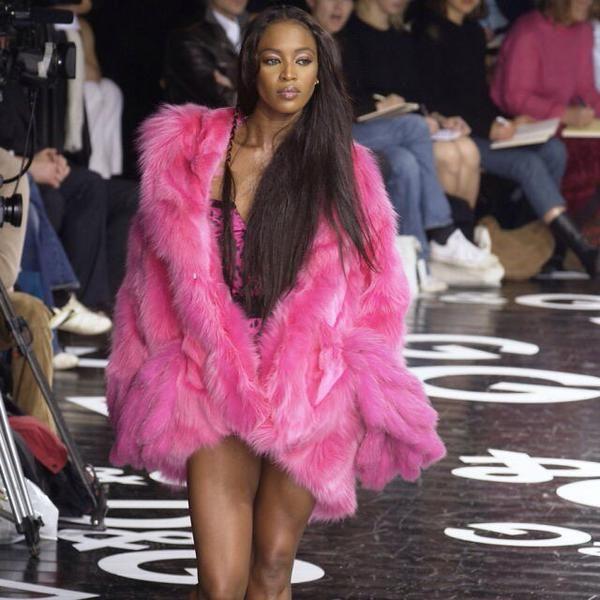 Fashion, Naomi Campbell, Naomi Campbell Young