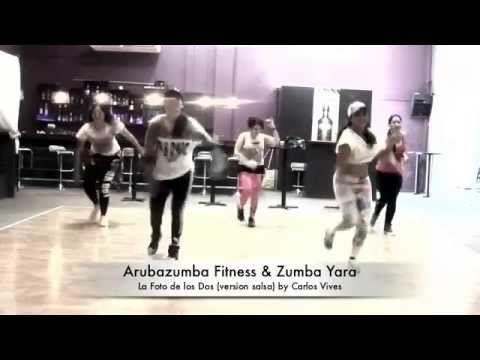 ZUMBA - La Foto de Los Dos - by Arubazumba Fitness