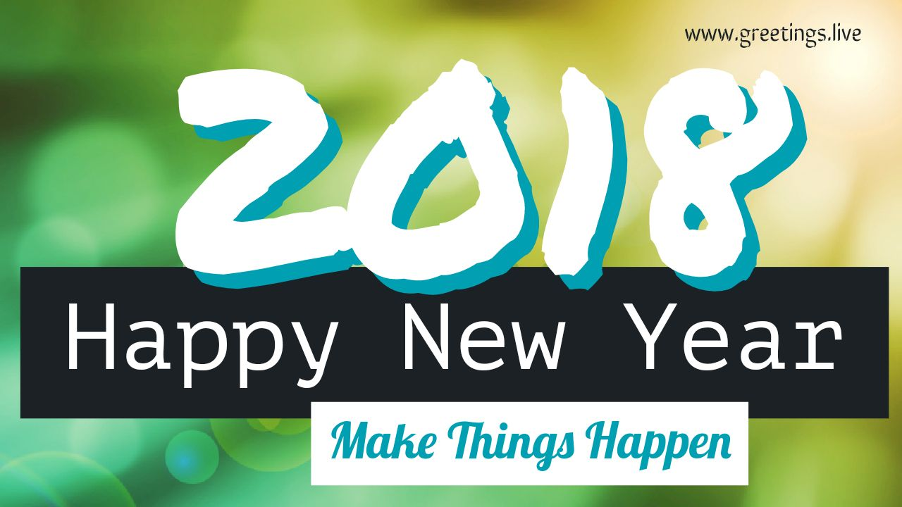 3 Best New Year Greetings Today