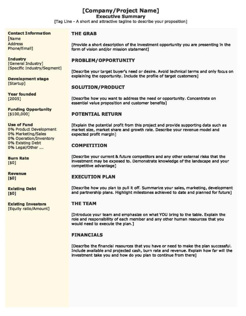 tour operation business plan