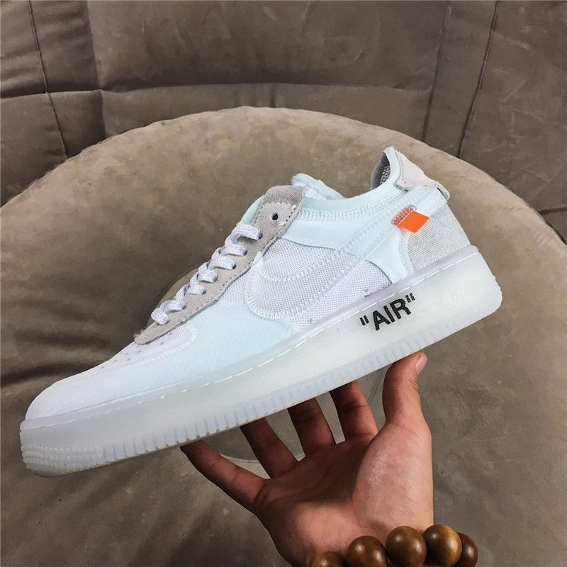 Off-White x Nike Air Force 1 Low Ghosting For Sale – New Jordans 2018 b13195bcd