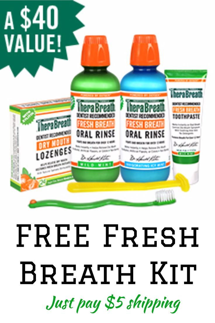 photo regarding Therabreath Coupons Printable named Totally free Refreshing Breath Package contains TheraBreath 16oz Oral Rinse