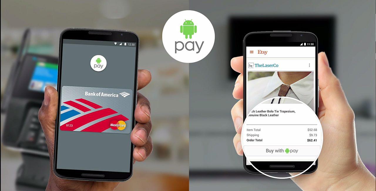 Android Pay Menambah Dukungan Untuk 72 Bank (Dengan gambar