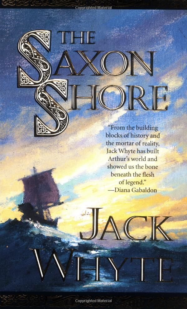 The Saxon Shore (The Camulod Chronicles, Book 4): Jack Whyte: 9780812544169: Amazon.com: Books